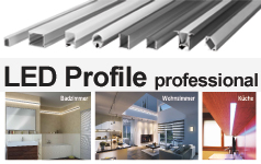LED PROFILE Professional